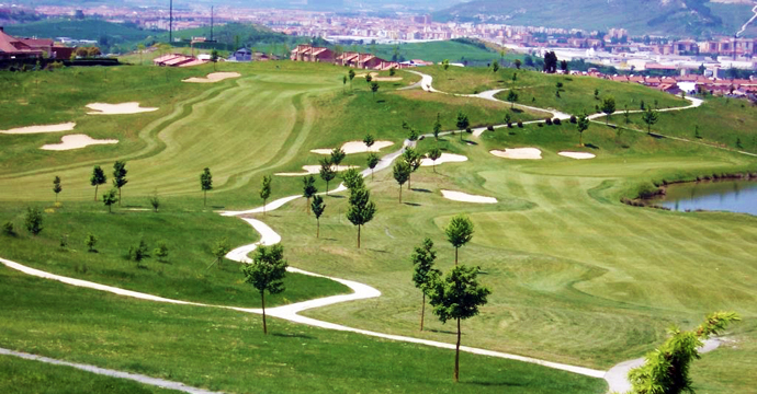 Spain Golf Courses Castillo de Gorraiz Teetimes