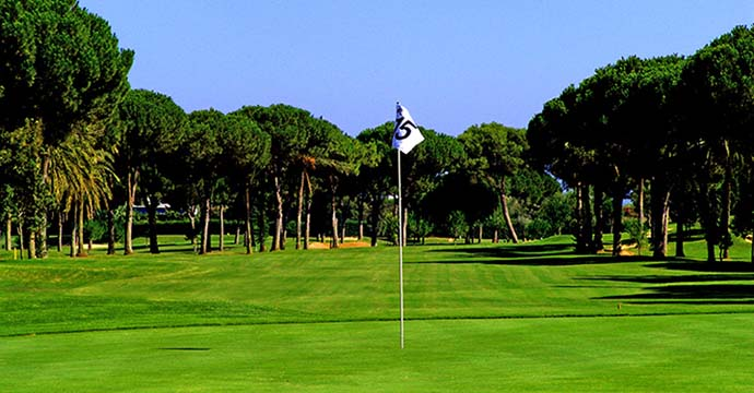 Portugal Golf Rio Real Golf Course Two Teetimes