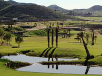 Lorca Golf Course - Green Fees