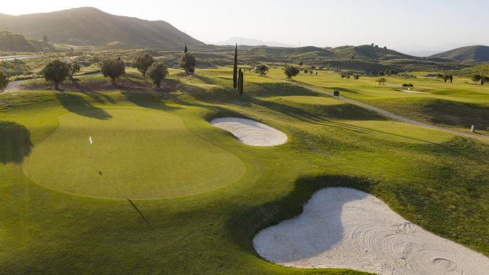 Portugal Golf Lorca Resort & Spa Golf Course One Teetimes