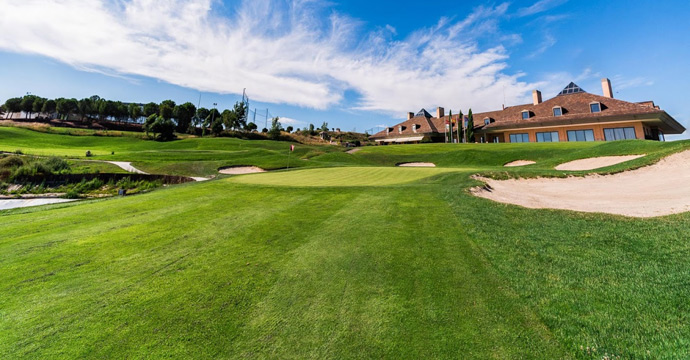 Spain Golf Courses Centro Nacional de Golf Teetimes