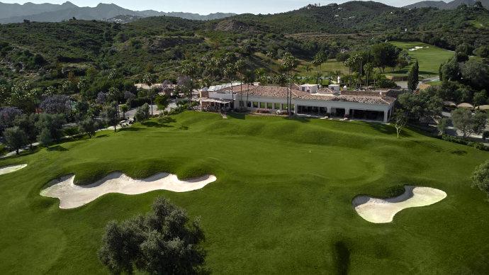Spain Golf Courses Marbella Golf & Country Club Teetimes