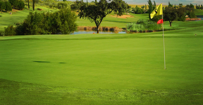 Spain Golf Courses Hato Verde Club de Golf Teetimes