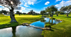 package 5 nights BB & 4 Golf Rounds<br><b>LADIES Package</b>