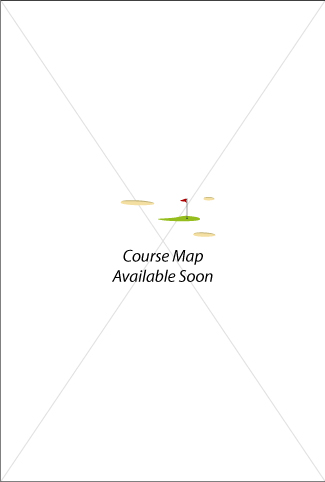 West Cliffs Golf Links Course Map