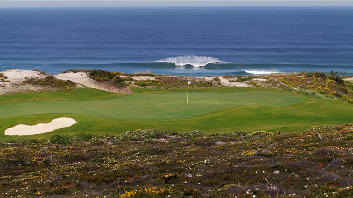 Portugal Golf Courses West Cliffs Golf Links Teetimes