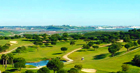 package 7 nights BB & 6 Golf Rounds