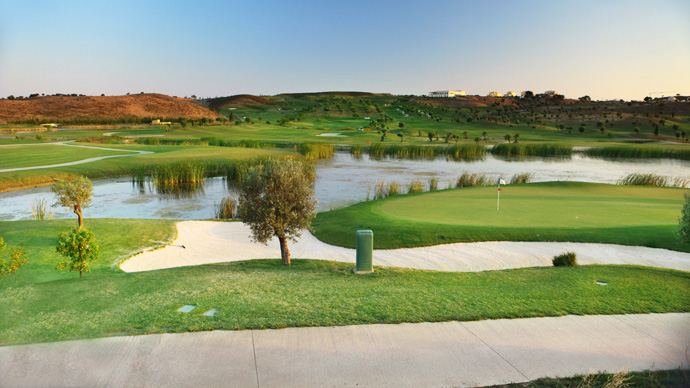 Portugal Golf Courses Quinta do Vale Teetimes