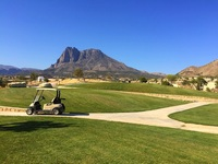 Puig Campana Golf - Green Fees