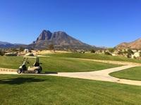 Puig Campana Golf - Green Fees