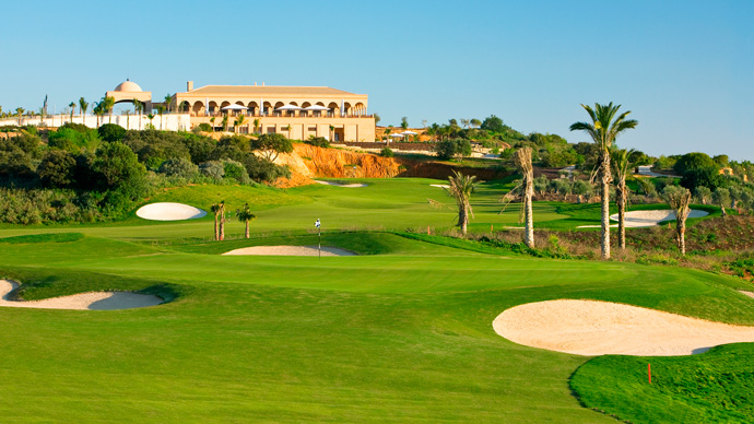 Portugal Golf Courses Amendoeira O'Connor Jnr. Teetimes