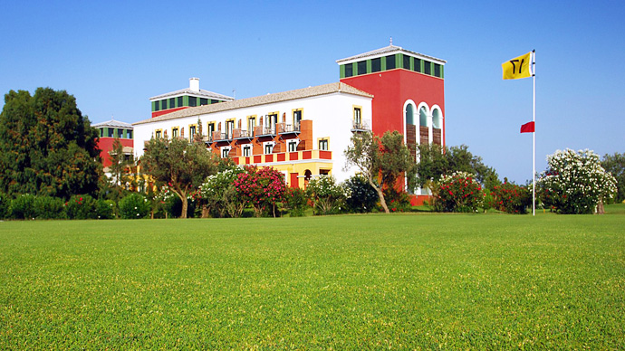 Spain Golf Courses Isla Canela Teetimes