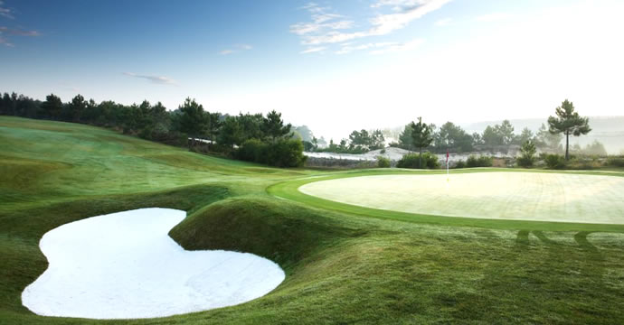 Portugal Golf Bom Sucesso Golf Course Two Teetimes
