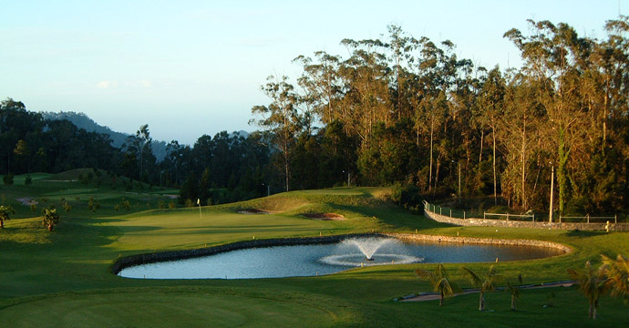 Portugal Golf Santo da Serra Golf Course Three Teetimes