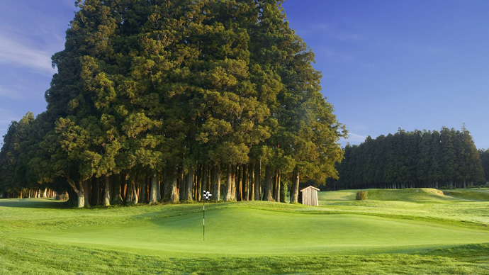 Portugal Golf Furnas Golf Course Teetimes