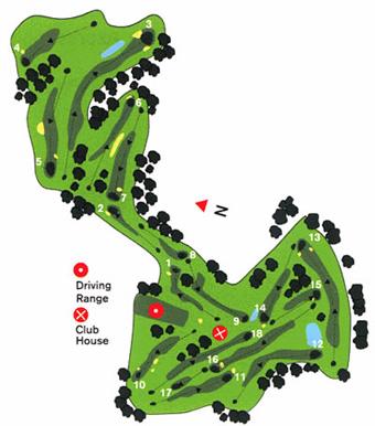 Ponte de Lima Course Map