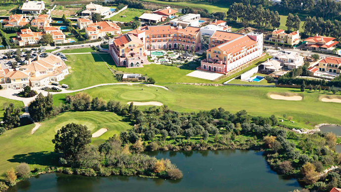 Portugal Golf Quinta da Beloura Golf Course Three Teetimes