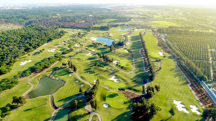 Portugal Golf Courses Laranjal Teetimes